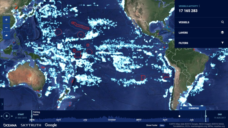 A high-tech map to combat illegal fishing in the Pacific ...